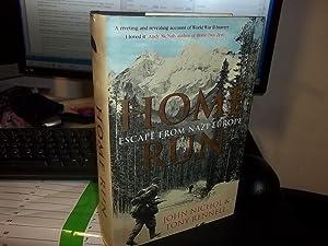 Home Run : Escape from Nazi Europe: Nichol, John; Rennell, Tony