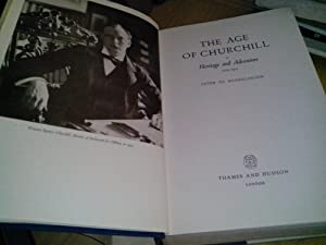The Age Of Churchill: Heritage and Adventure 1874-1911: Mendelssohn, Peter