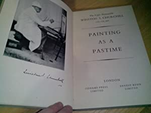Painting As A Pastime: Churchill, Winston