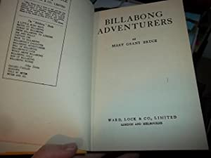 Billbong Adventurer: Bruce, Mary Grant