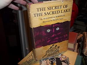 The Secret Of The Sacred Lake: De Borhegyi, Suzanne