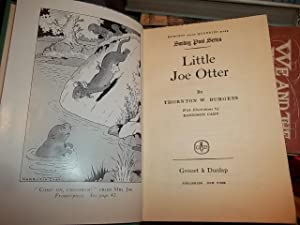 Little Joe Otter: Burgess, Thornton