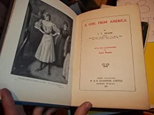 A Girl From America: Meade, L. T.
