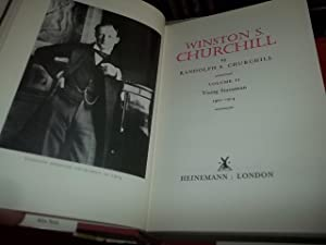 Winston S. Churchill Volume II: 1901 - 1914 Young Statesman: Churchill, Randolph S.