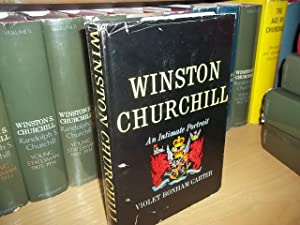 Winston Churchill, An Intimate Portrait: Carter, Violet Bonham