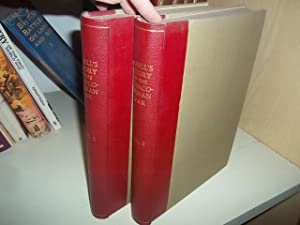 History Of The War between France And Germany 1870-1871 2 volumes