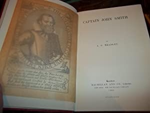 Captain John Smith: Bradley, A.G.