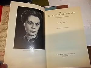 The Sadler's Wells Ballet: Clarke, Mary