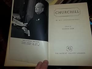 Churchill by His Contemporaries: Eade, Charles