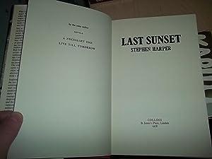 Last Sunset: Harper, Stephen