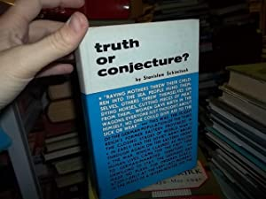 Truth or Conjecture?: Schimitzek, Stanislaw