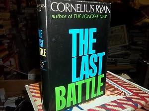 The Last Battle: Ryan, Cornelius