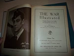 The War Illustrated, complete record of the conflict by land and sea and in the air: Hammerton, Sir...