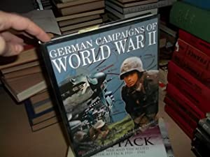 German Campaigns of World War II: Bishop, Chris