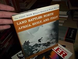 Land Battles: North Africa, Sicily and Italy: Dupuy, Nevitt