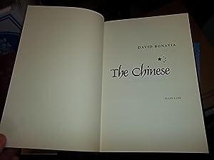 The Chinese: Bonavia, David