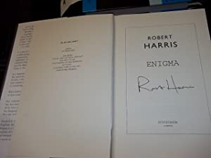 Enigma: Harris, Robert