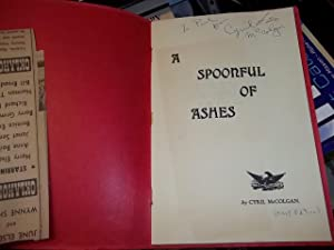 A Spoonful of Ashes: McColgan, Cyril