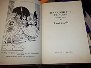 Benny and the Princes and other stories: Blyton, Enid