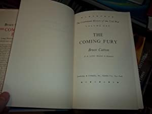 The Centennial History of The Civil War, volume 1: The Coming Fury: Catton, Bruce