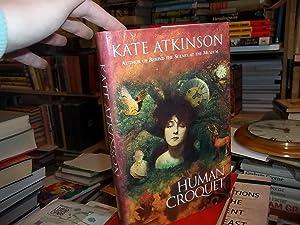 Human Croquet: Atkinson, Kate