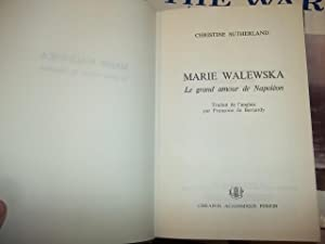 MARIE WALEWSKA: SUTHERLAND