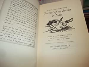 Journal of My Service in India: Corneille, Major John