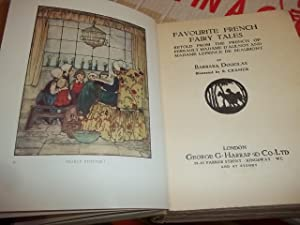 Favourite French Fairy Tales