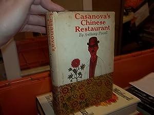 Casanova's Chinese Restaurant: Powell, Anthony