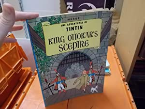 The Adventures of Tintin, King Ottokar's Sceptre