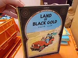 The Adventures Of Tintin, Land of Black Gold
