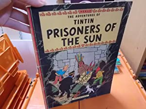 The Adventures Of Tintin, Prisoners of The Sun