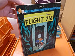 The Adventures Of Tintin, Flight 714