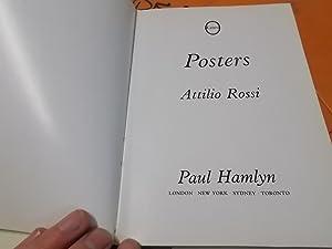 Posters: Rossi, Attilio