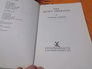 The Quiet American: Greene, Graham