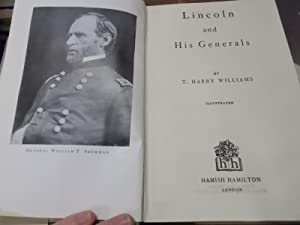 Lincoln and His Generals: Williams, Harry