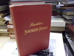 Baedeker's Northern France: Baedeker, Karl