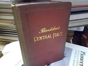 Baedeker's Central Italy: Baedeker, Karl