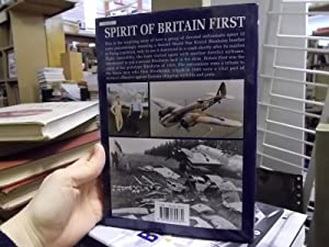 Spiriti of Britain's First: Warner, Graham