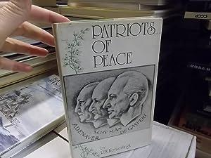 Patriots of Peace: Keyserlingk, Robert Wendelin