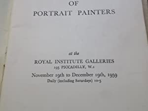 Royal Society of Portrait Painters 1959