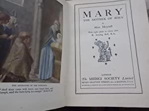 Mary The Mother Of Jesus, an essay by Alice Meynell: Meynell, Alice