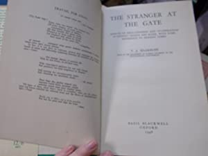 The Stranger at the Gate: Haarhoff, T.J.