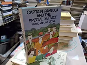 Captain Pantoja and the Special Service: Vargas Llosa, Mario
