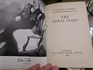 The Conti Story: Selby-Lowndes, Joan