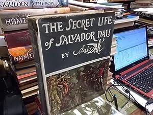 The Secret life of Salvador Dali: Dali, Salvador