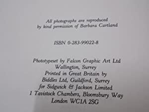 Barbara Cartland : An Authorised Biography: Robyns, Gwen