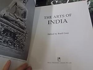 The Art of India: Gray, Basil