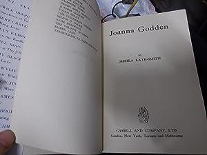 Joanna Godden: Kaye-Smith, Sheila