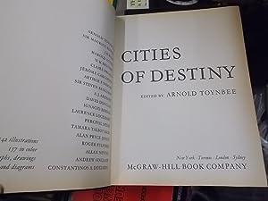 Cities Of Destiny: Toynbee, Arnold